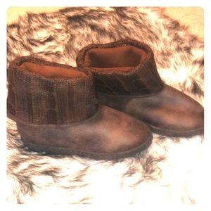 Shoes - Warm boots